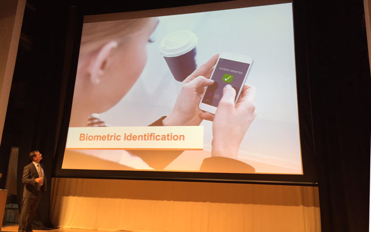 Biometric Verification applications in Finance, through Optical Sensors by OSRAM Opto Semiconductors